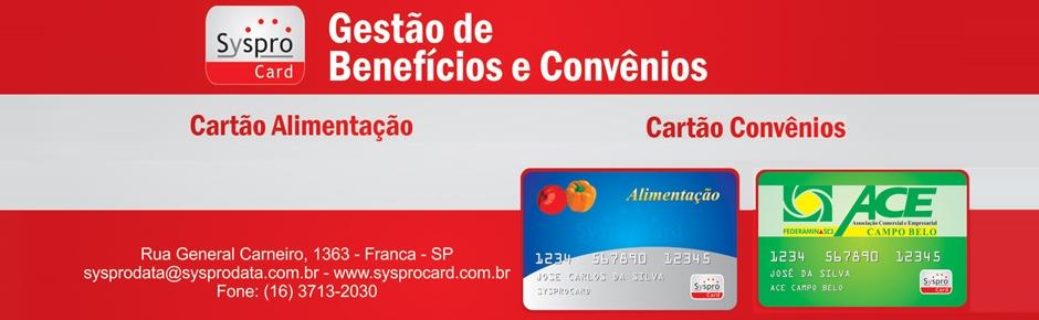 Cartão Convênio e Alimentação - ACECB