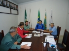 10/06/15-Reunião referente a Campanha Natalina de 2015