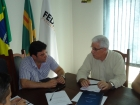 05/05/15-ACE Campo Belo apresenta Projeto Empreender a Administração Municipal